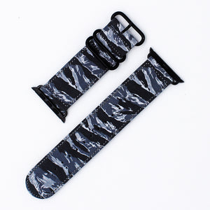 TIGER CAMO - BLACK for 42/44mm