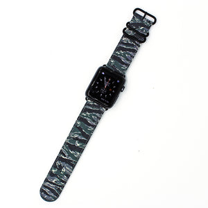 TIGER CAMO - GREEN for 42/44mm