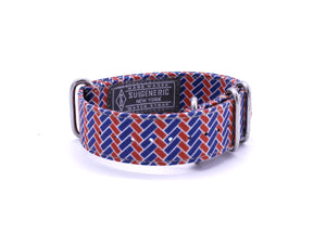 Chevron - Blue/Red