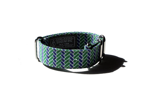 Chevron - Green/Blue