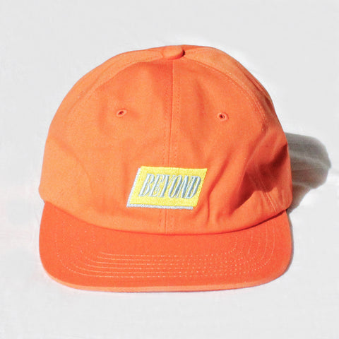 Beyond Baseball Cap - Orange