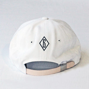 Beyond Baseball Cap - White