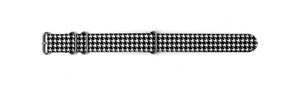 Houndstooth - Black/White