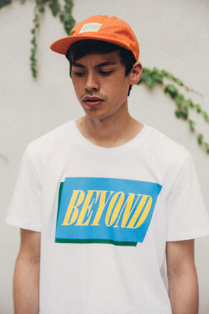 Beyond T-shirt - White