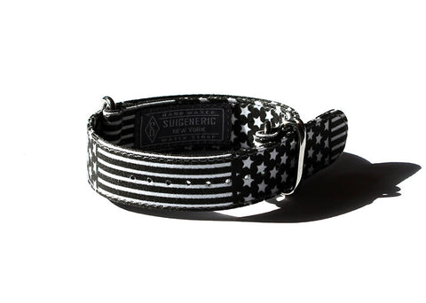 Flag - Black/White