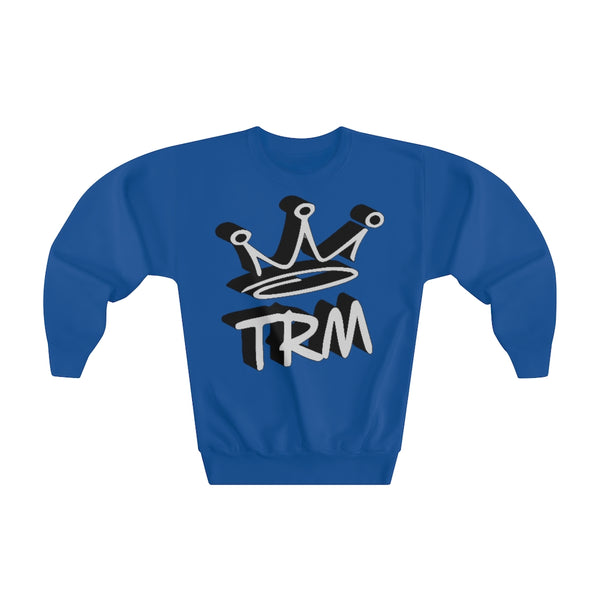 TRM The Royal Mix Unisex Youth Crewneck Sweatshirt
