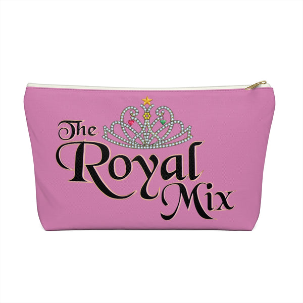 The Royal Mix Princess  Accessory Pouch w T-bottom