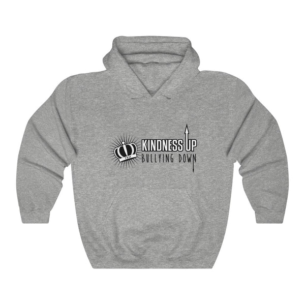 Kindness Up Bullying Down Adult Unisex Heavy Blend™ Hooded Sweatshirt