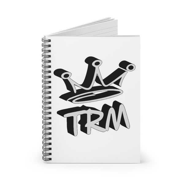 TRM The Royal Mix Unisex Spiral Notebook - Ruled Line