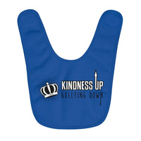 Kindness Up Bullying Down Unisex Infant Fleece Baby Bib