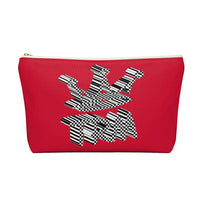 Reppin' TRM The Royal Mix  Accessory Pouch w T-bottom