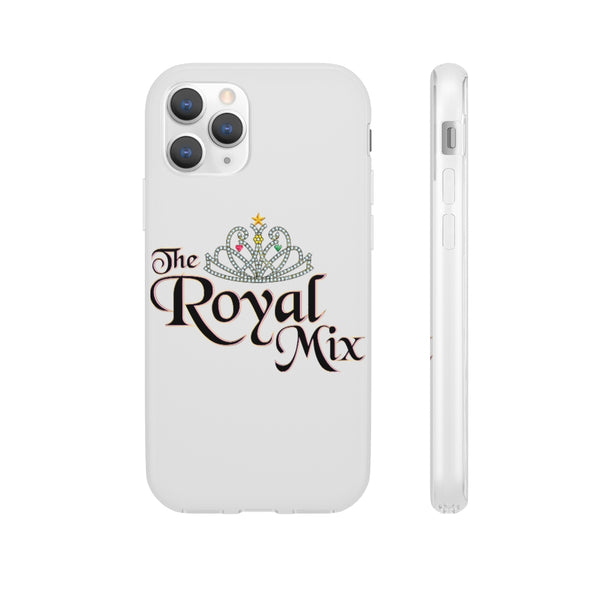 The Royal Mix Princess Girl Royal Geek Girls Flexi Phone Cases