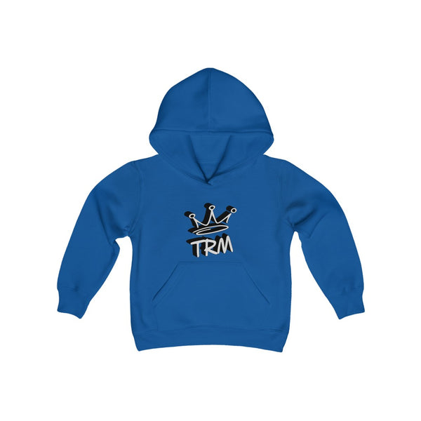 TRM The Royal Mix Unisex Youth Heavy Blend Hooded Sweatshirt
