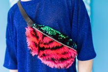Load image into Gallery viewer, Bumbag in Faux Fur - Bag - Megan Crook