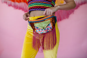 Bumbag- Vegan Leather - Bag - Megan Crook