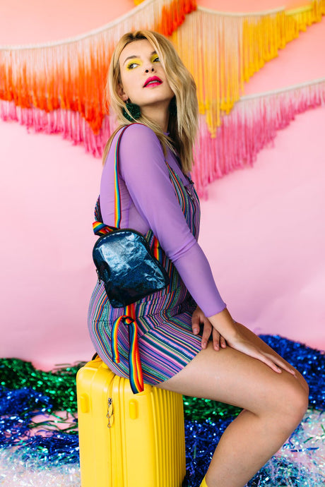 Backpack- Holo Mini - Bag - Megan Crook