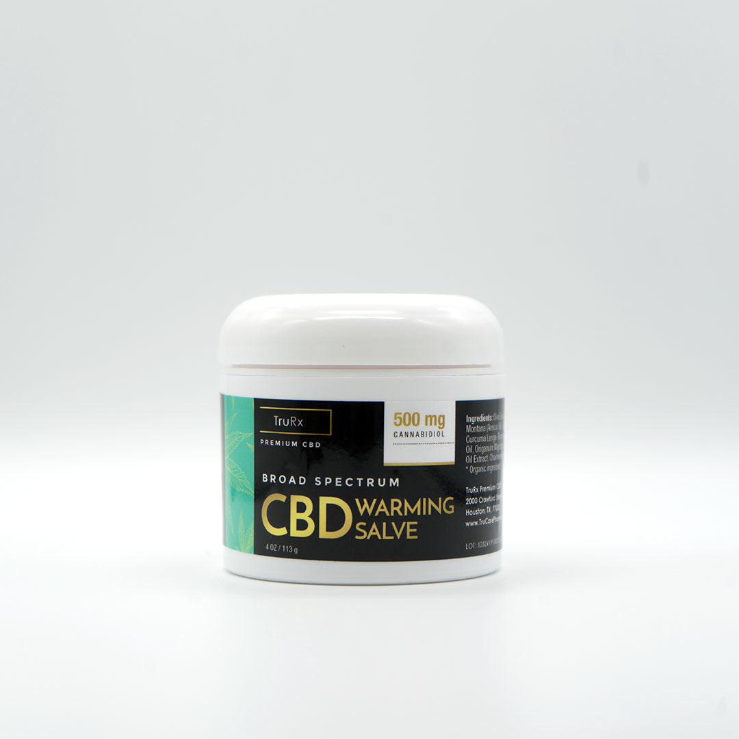 CBD Warming Salve