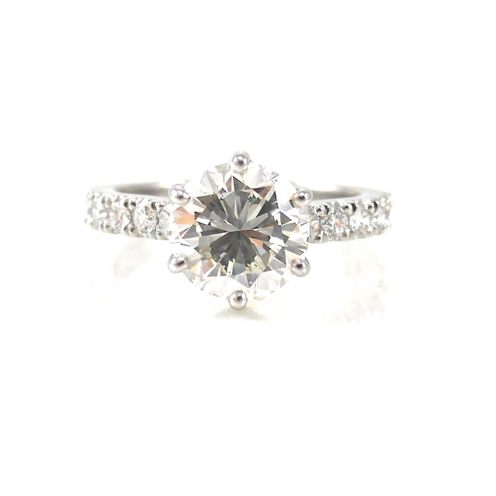 Signature Accented Solitaire
