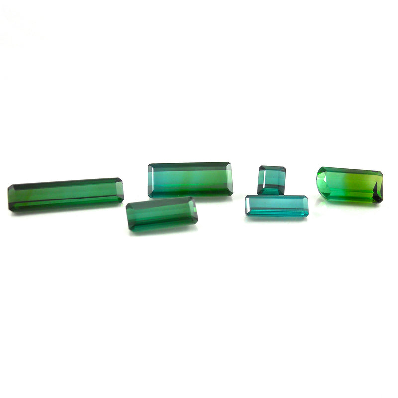 Green Tourmalines for Sale