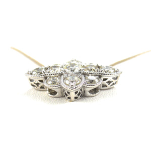 Diamond Wedding day pendant