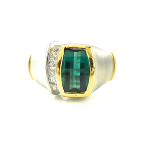 Award Winning Gents Ring