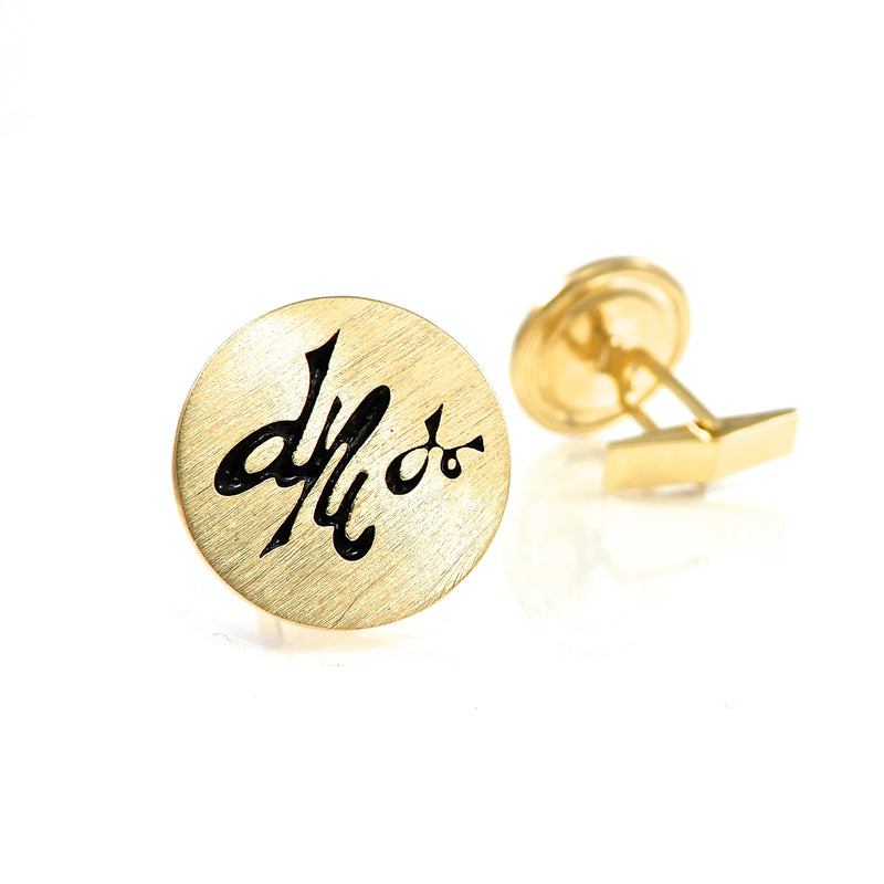 Gents Signature Cufflinks