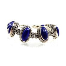 Load image into Gallery viewer, Bali Lapis Bracelet