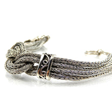 Load image into Gallery viewer, Bali Infinity Knot Bracelet
