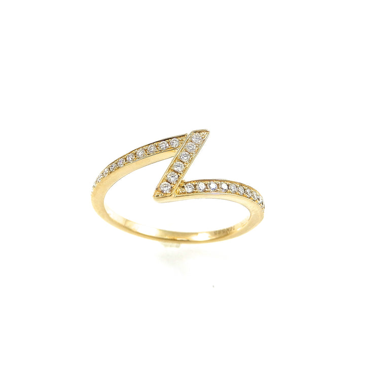 Diamond Z Ring