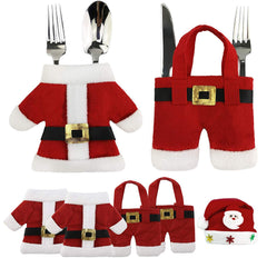 Christmas Tableware Cutlery - ShopLess