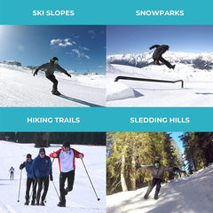 Mini Ski Skates - ShopLess