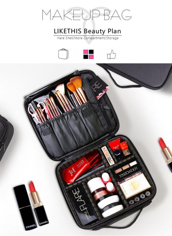 On-The-Go Make-Up Bag! - ShopLess