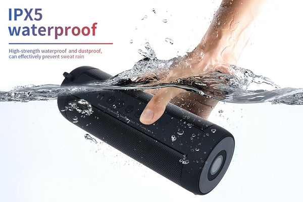 Waterproof Bluetooth Portable Speaker - ShopLess