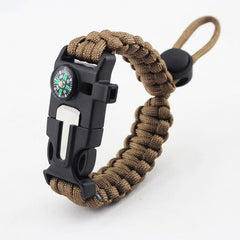 Multifunction Camping Bracelet - ShopLess