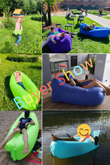 Inflatable Lounger - ShopLess
