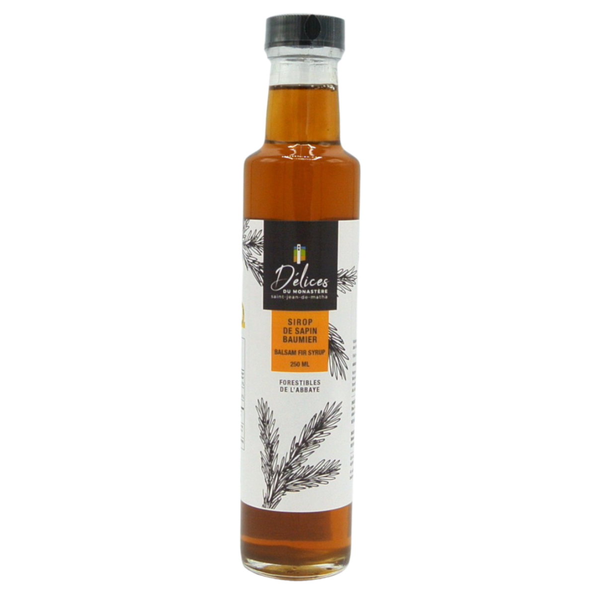 Sirop de sapin 250 ml