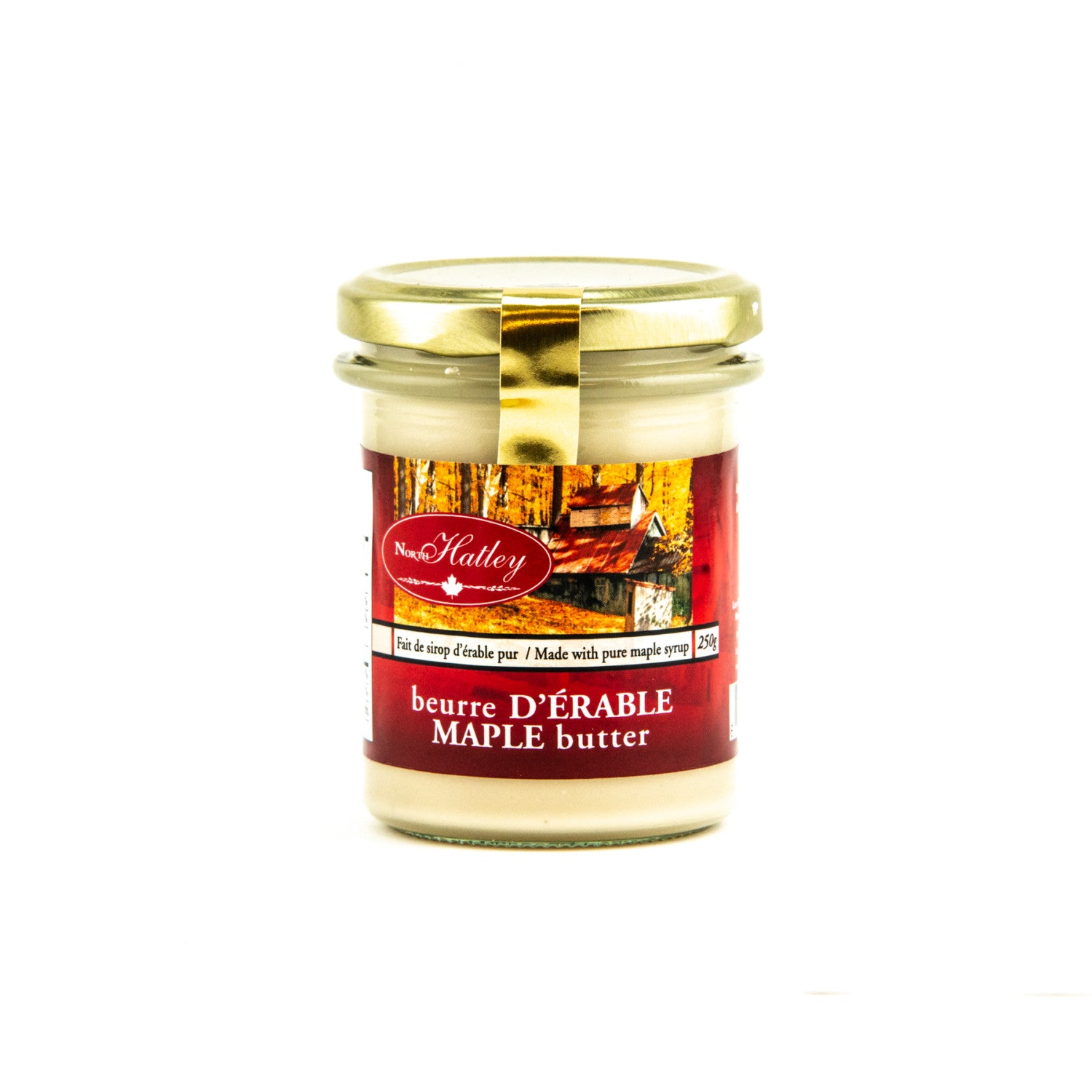 Beurre d'érable North Hatley 250 g