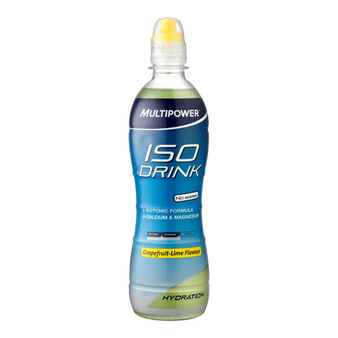 Multipower Iso Drink, Grapefruit-Lime