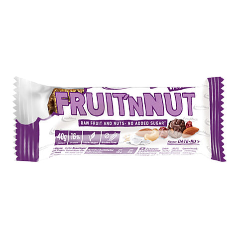 IronMaxx Fruit'n Nut, Dattel-Nuss-Riegel