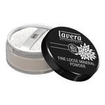 Lavera Fine Loose Mineral Powder, Transparent