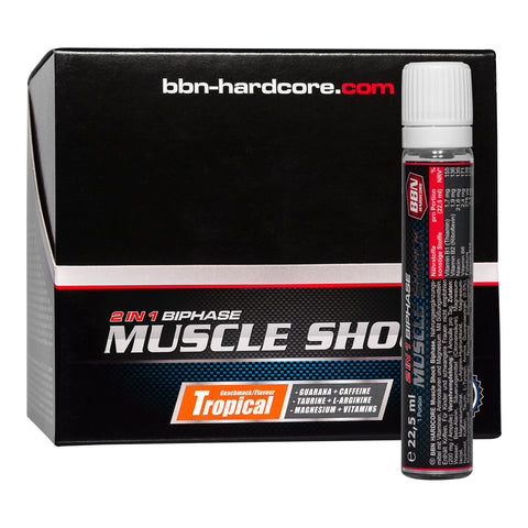 Best Body Nutrition 2in1 Biphase Muskel Shock