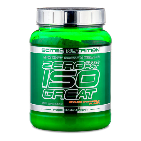 Scitec Nutrition Zero Sugar Zero Fat Isogreat