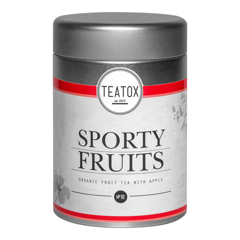 Teatox Bio Sporty Fruits Tee, lose