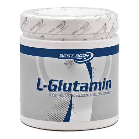 Best Body Nutrition L-Glutamin, Pulver