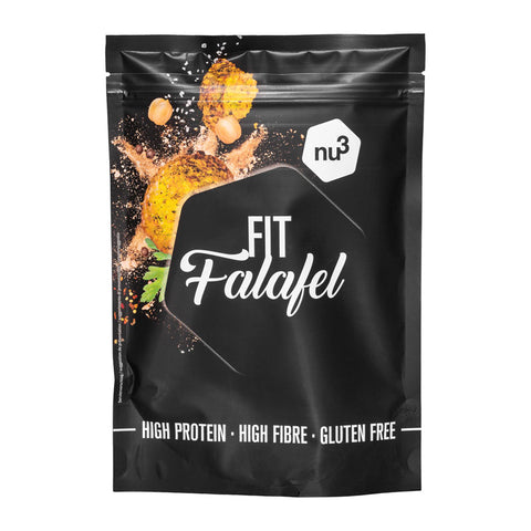 nu3 Fit Falafel, Backmischung