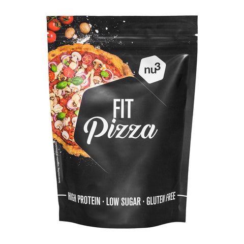 nu3 Fit Low Carb Pizza, Backmischung