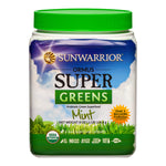 Sunwarrior Ormus Super Greens, Pfefferminze, Pulver