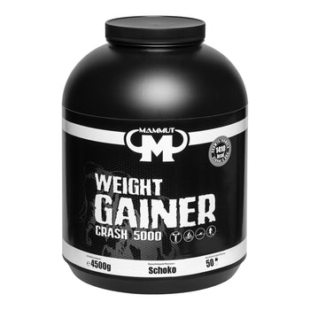 Mammut Weight Gainer Crash 5000