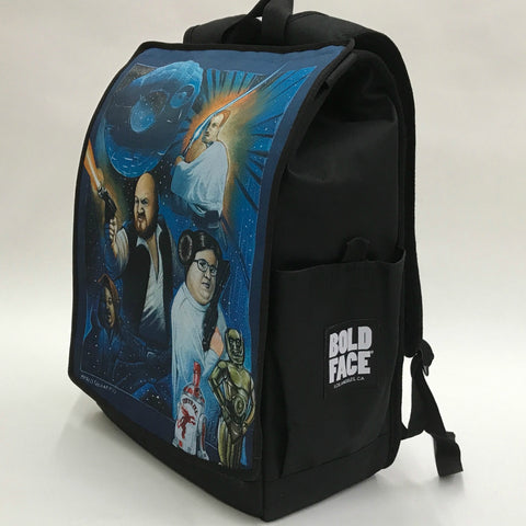 Stephen Kramer Glickman Backpack Collection