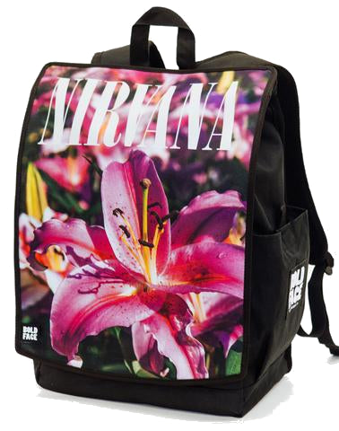 Nirvana Official Backpacks - Officially Licensed From Live Nation